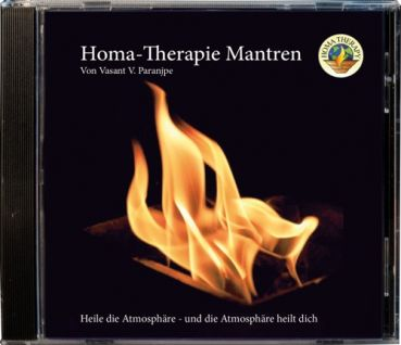 Mantra-CD mit Booklet